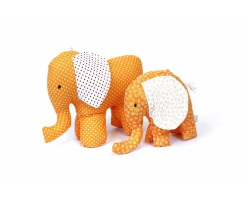 Slon velký, malý