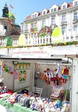 Velikonoční trhy 2019 - Staroměstské náměstí Praha